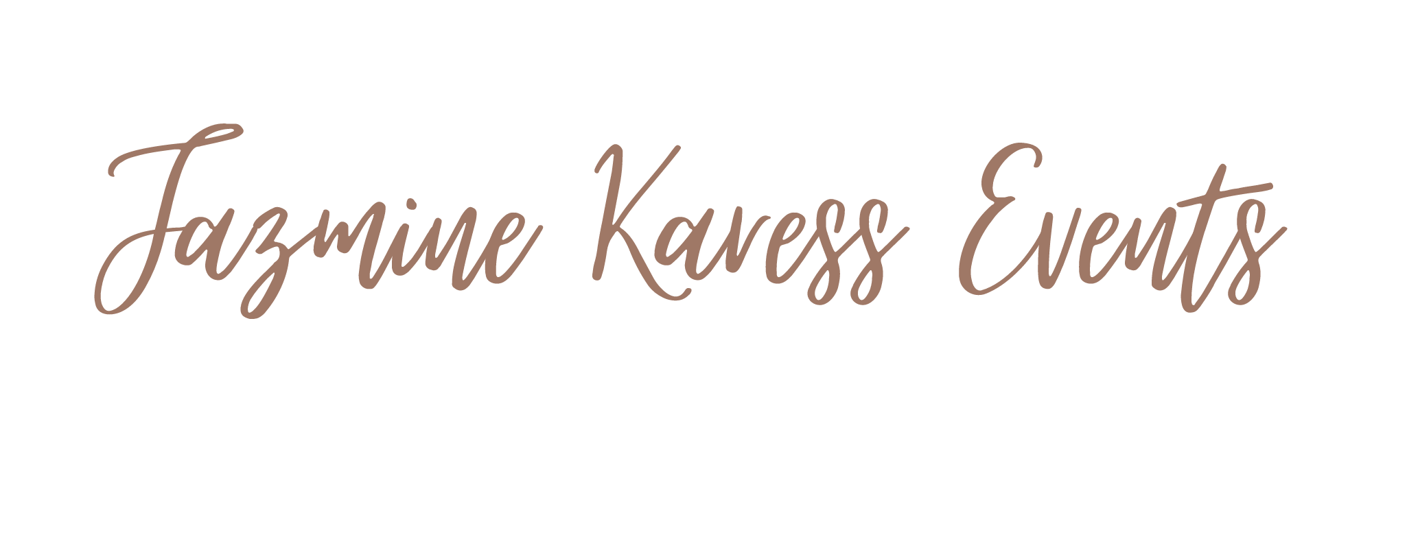Jazmine Karess Events